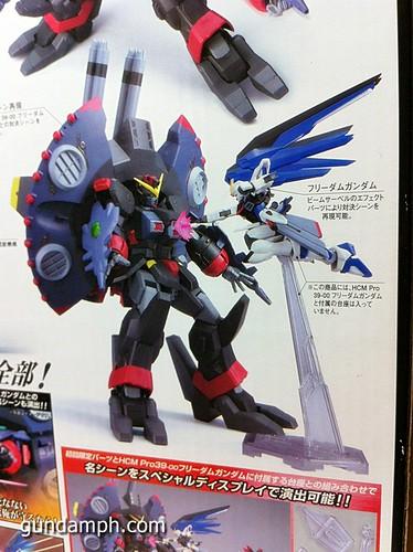 HCM Pro Destroy Gundam 1-200 GFAS-X1 Review (20)