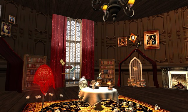Divinations classroom