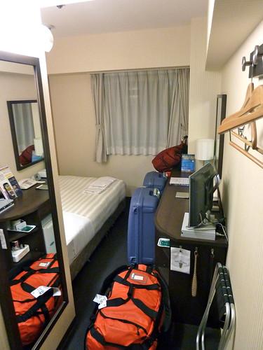 Proper sized hotel