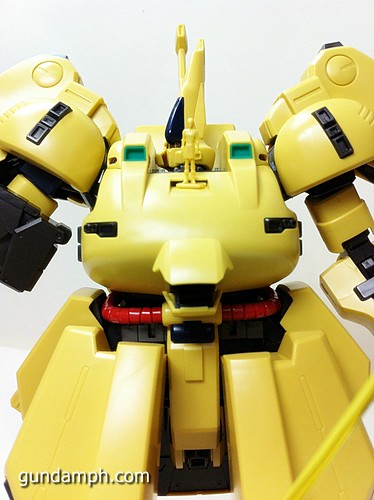MG The-O PMX-003 Review OOB Build (74)