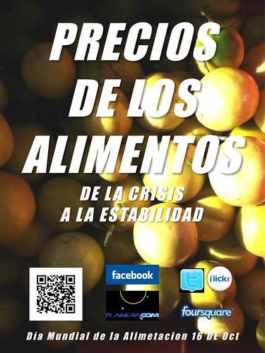 Precios de los Alimentos (Dia Mundial de la Alimentacion 2011)