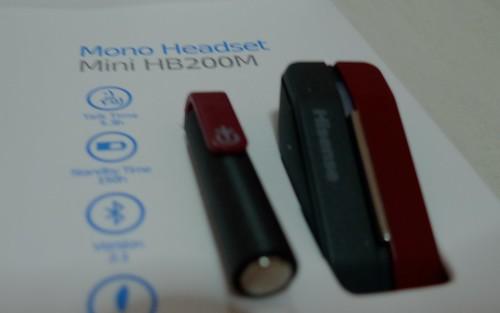 Hisense Mono Headset
