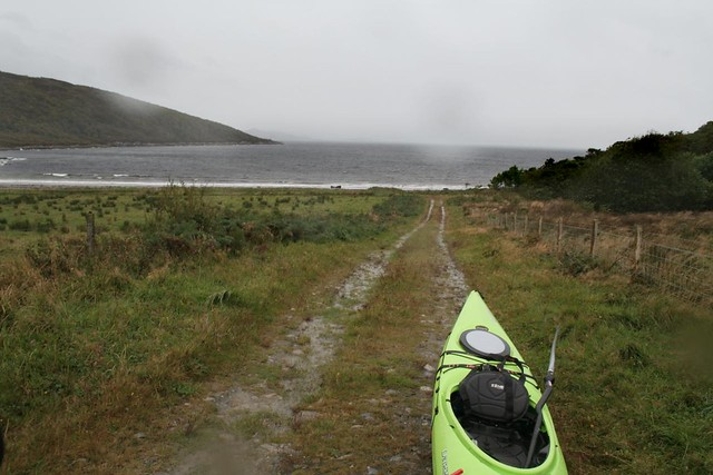 Scottish Coast To Coast Paddle