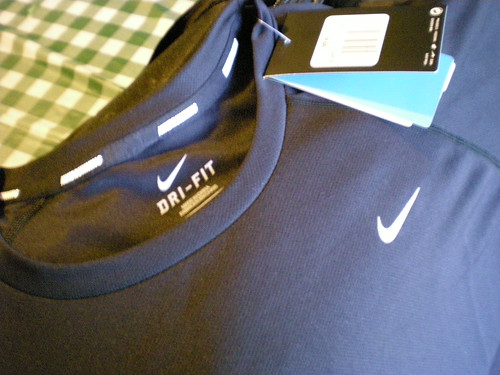 Nike t-shirt from NZ