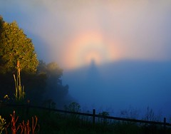 "Trying to Capture a Brocken Spectre and ""..."