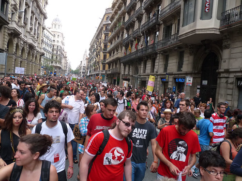 Manifestació 19-06-2011