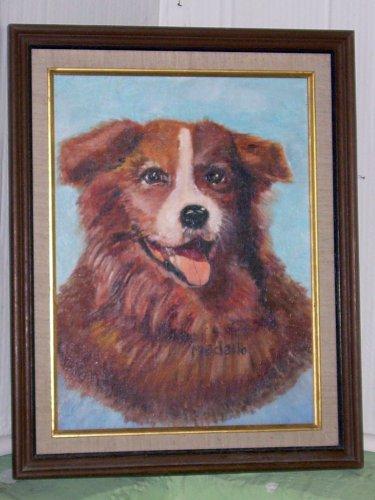 Doggie portrait