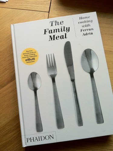 New book, The Family Meal
