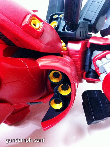 MSIA DX Sazabi 12 inch model (60)