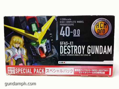 HCM Pro Destroy Gundam 1-200 GFAS-X1 Review (6)