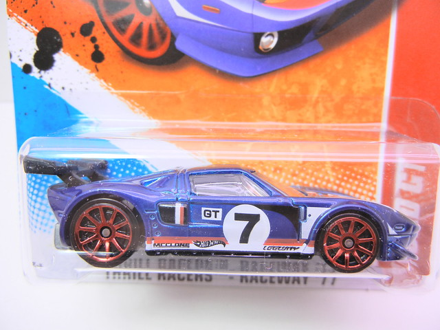 hot wheels ford gt blue (2)