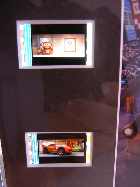 disney cars custom film slide plaque (3)