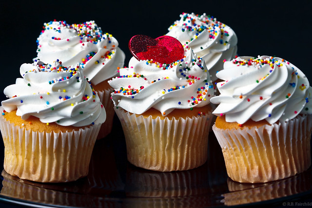 Cupcakes 'n' Sprinkles!