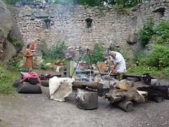 Średniowieczni w Bolczowie by Polek