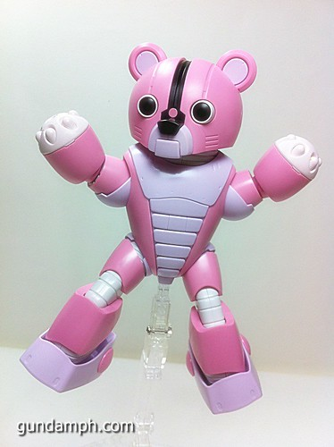 144 HG GB Pink Bearguy Gundam Expo Limited Edition (32)