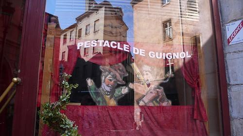 Chez Guignol - reflets