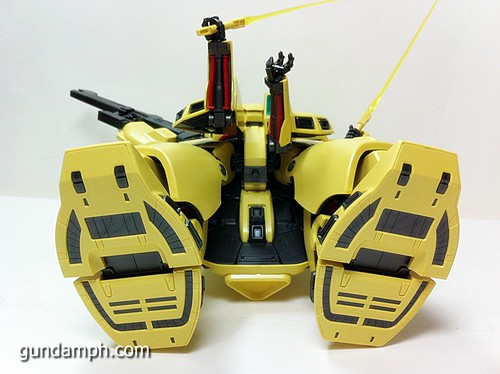 MG The-O PMX-003 Review OOB Build (70)