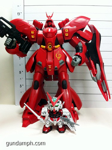 MSIA DX Sazabi 12 inch model (37)