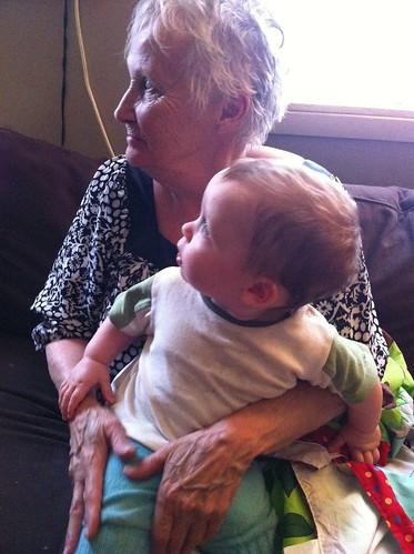 with grandma by rebourne.etsy.com