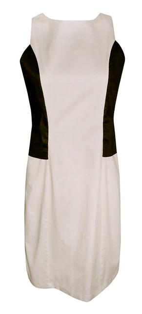Color Blocked Dress, P1695