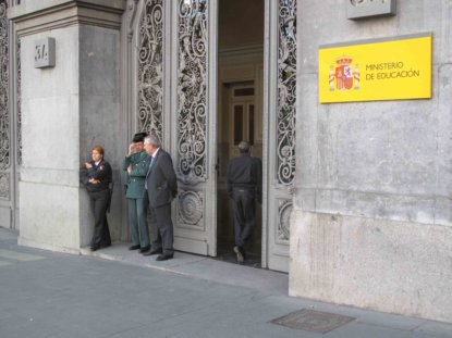 9j06 Madrid 2037 Ministerio Educación y Ciencia