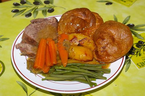 Pot-roasted topside of beef by La belle dame sans souci