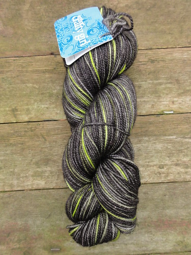 Another Craft Girl Strong Sock in Night Fury