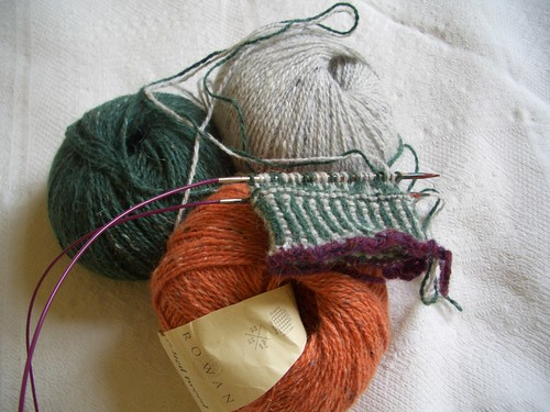 Secret Mitten Sample