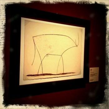 Toro, Picasso