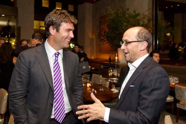 Zachary Bogue, Dick Costolo