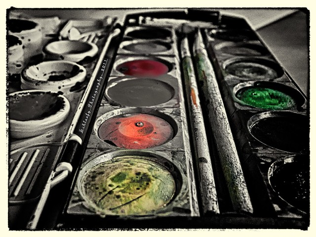 #259/365 Paint Box