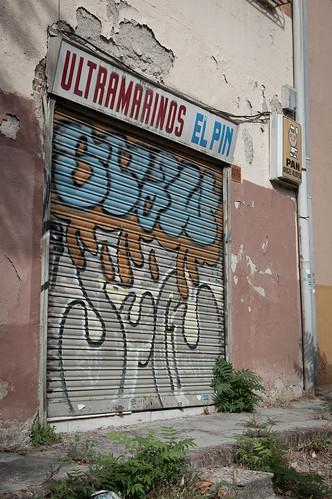 """Ultramarinos """"El pin"""""""