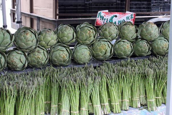 artichokeasparagus