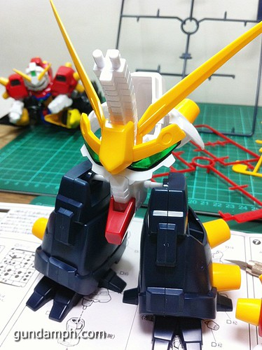 1 144 Devil Gundam Review OOB Build (23)