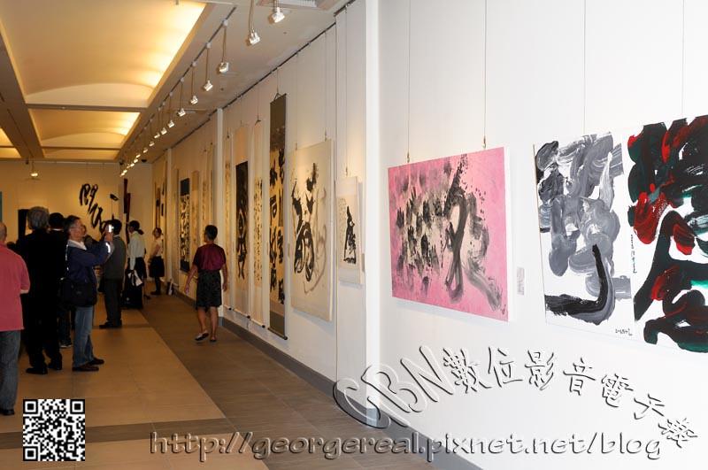 2011兩岸傳統與實驗書藝雙年展 @ GBN 數位影音電子報 :: 痞客邦