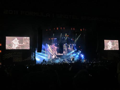 Linkin Park @ F1 Singapore