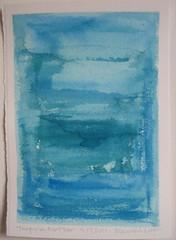 #36 Turquoise Front Door