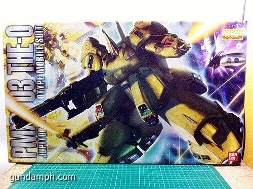MG The-O PMX-003 Review OOB Build (1)