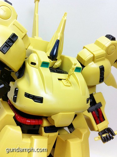 MG The-O PMX-003 Review OOB Build (56)