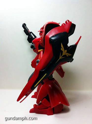 MSIA DX Sazabi 12 inch model (40)