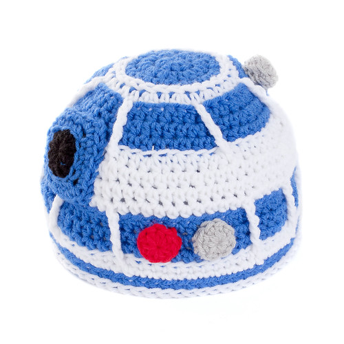 R2D2hat by Cotton Gin Design