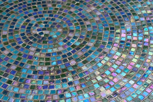 Table mosaic
