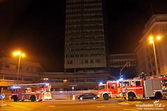 Feuermeldung R+V-Hochhaus Kureck 22.10.11