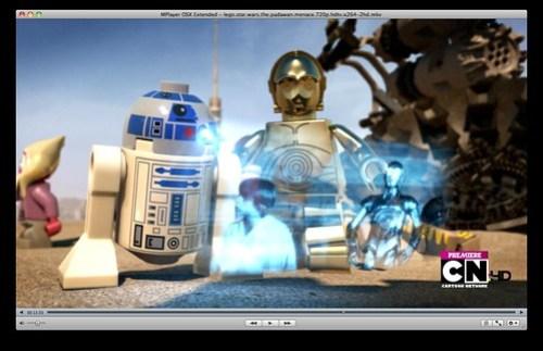 Film Segment - LEGO Star Wars: The Padawan Menace