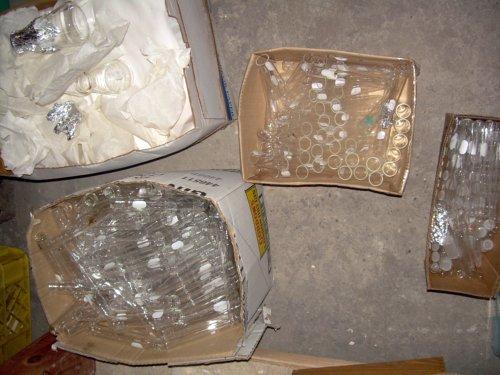 Glass stuff galore