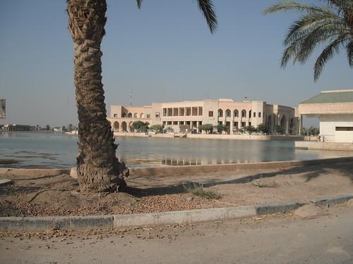 One of Saddam's houses
