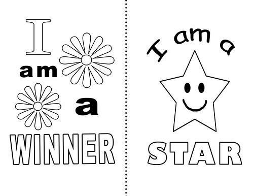 AffirmArt: Free Printable Motivational Cards For Kids