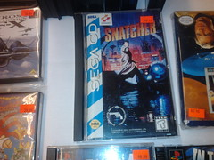 Spotted: Sega CD Snatcher