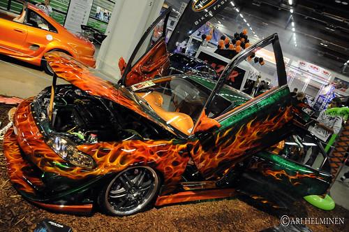 X-treme Car Show Helsinki 2011