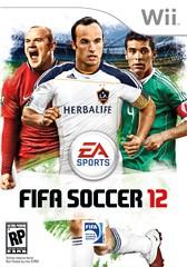 17 - Fifa 12 (2012) Wii NTSC